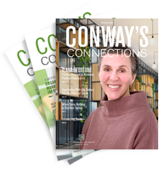 Conway's Connection booklet sidebar