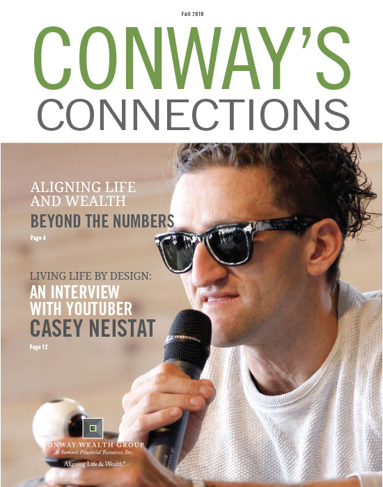 Conway Connections Casey Neistat